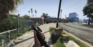 GTA 5'in İlk Oyun Modu ile Kamera Açısını Genişletebilirsiniz