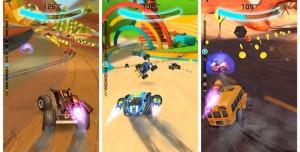 Haftanın iOS Oyunu: Rocket Cars
