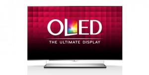 LG'den Kavisli OLED Televizyonlar