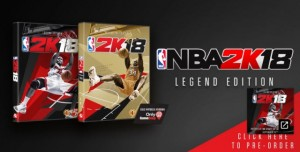 NBA 2K18 Çıkış Tarihi Belli Oldu