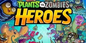 Plants vs. Zombies Heroes Çıktı, Hemen İndirin!