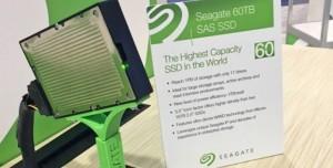 Seagate Tam 60 TB'lık SSD'ler Geliştirdi