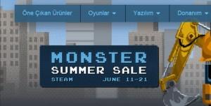 Steam Yaz İndirimleri 1. Gün - GTA 5, Witcher 3, Metro Oyunları ve Wreckfest İndirimde