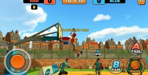 Haftanın Android Oyunu: Street Dunk 3 on 3 Basketball
