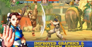 Street Fighter 4 iPhone ve iPad'lere Geldi!