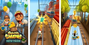 Subway Surfers Dünya Turu New York'ta
