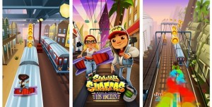 Subway Surfers ile Hollywood'a Yolculuk Ediyoruz!