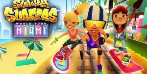 Subway Surfers Miami'de!