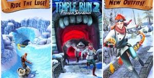 Temple Run 2 Kış Sürprizi ile Karşımızda!