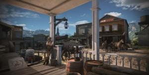 Vahşi Batı Temalı MMORPG Oyunu Wild West Online Duyuruldu