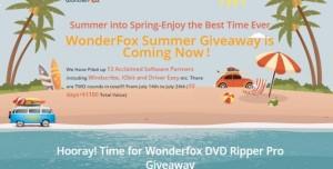 WonderFox'un Ücretsiz Yazılımlar Dağıttığı Kampanyayı Kaçırmayın!