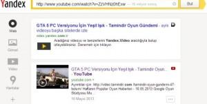 Yandex'ten YouTube Engeline Karşı Pratik Çözüm