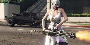 GTA 5 Cadılar Bayramı Modu