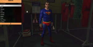GTA 5 Superman Mod