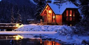 Karlı Gece Teması