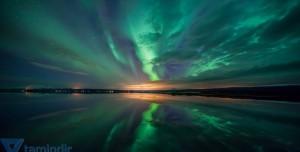 Kuzey Işıkları Teması