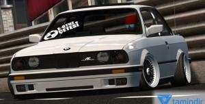 LFS BMW E30 Yaması