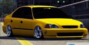 LFS Honda Civic 1998 Yaması