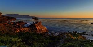 Monterey Manzaraları Teması