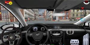 Passat B8 Gerçek Simülasyon