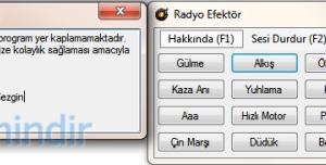 Radyo Efektör