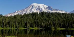 Rainier Dağı Teması