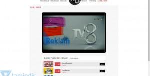 TV8 Canlı Yayın İzle