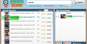 VideoZonk Youtube Downloader