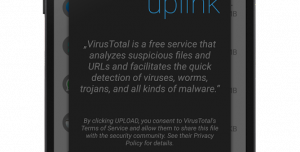 VirusTotal Uplink