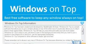 Windows On Top