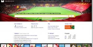 Yandex Browser Galatasaray
