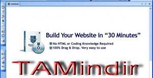 BlueVoda Website Builder 9.1