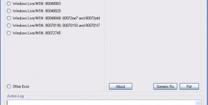 Messenger Error Fixer