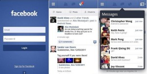 Facebook Android Uygulamasına Güncelleme Geldi