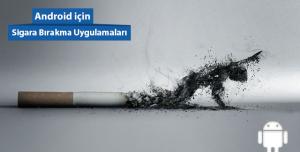 Android İçin Sigara Bırakma Uygulamaları