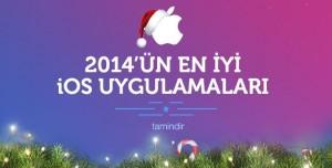 2014 Yılının En İyi iOS Uygulamaları