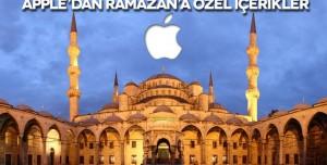 Apple'dan Ramazan Ayına Özel İçerikler