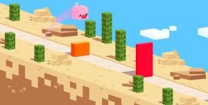 Bouncy Bits, Flappy Bird'ün Tahtına Göz Dikmişe Benziyor