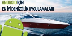 Android İçin Denizcilik Uygulamaları