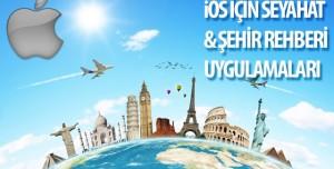 iOS İçin Seyahat ve Şehir Rehberi Uygulamaları
