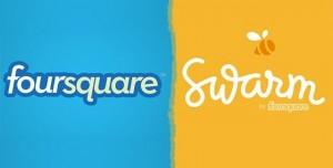 Fourquare ve Swarm Arasındaki Fark Nedir?