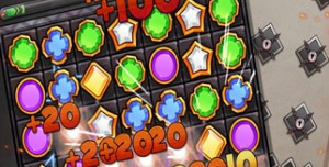 Jewels Link Puzzle