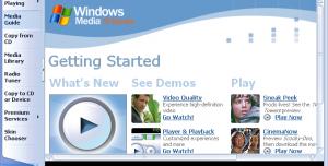 Windows XP için Windows Media Player 9 Series
