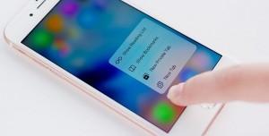Apple iPhone 6s'te 3D Touch Hassasiyeti Nasıl Ayarlanır?