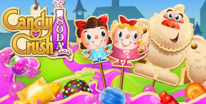 Candy Crush Soda Saga Windows 10 Platformunda, Hemen İndirin!