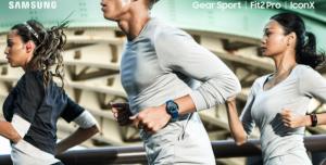 Yeni Samsung Gear Fit 2 Pro ve Gear Sport, Sporcuların Yüzünü Güldürecek