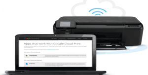 Yazıcıyı Google Cloud Print'e Ekleme ve Yazdırma