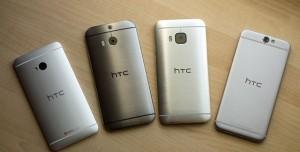 HTC One A9, One M9, One M8 ve One M7 Karşılaştırması