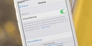 iCloud Son Yedekleme Tamamlanamadı Hatası Çözümü