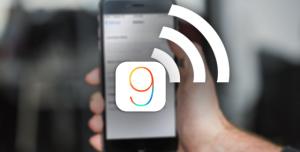 iOS 9 WiFi Sorunu Çözümü